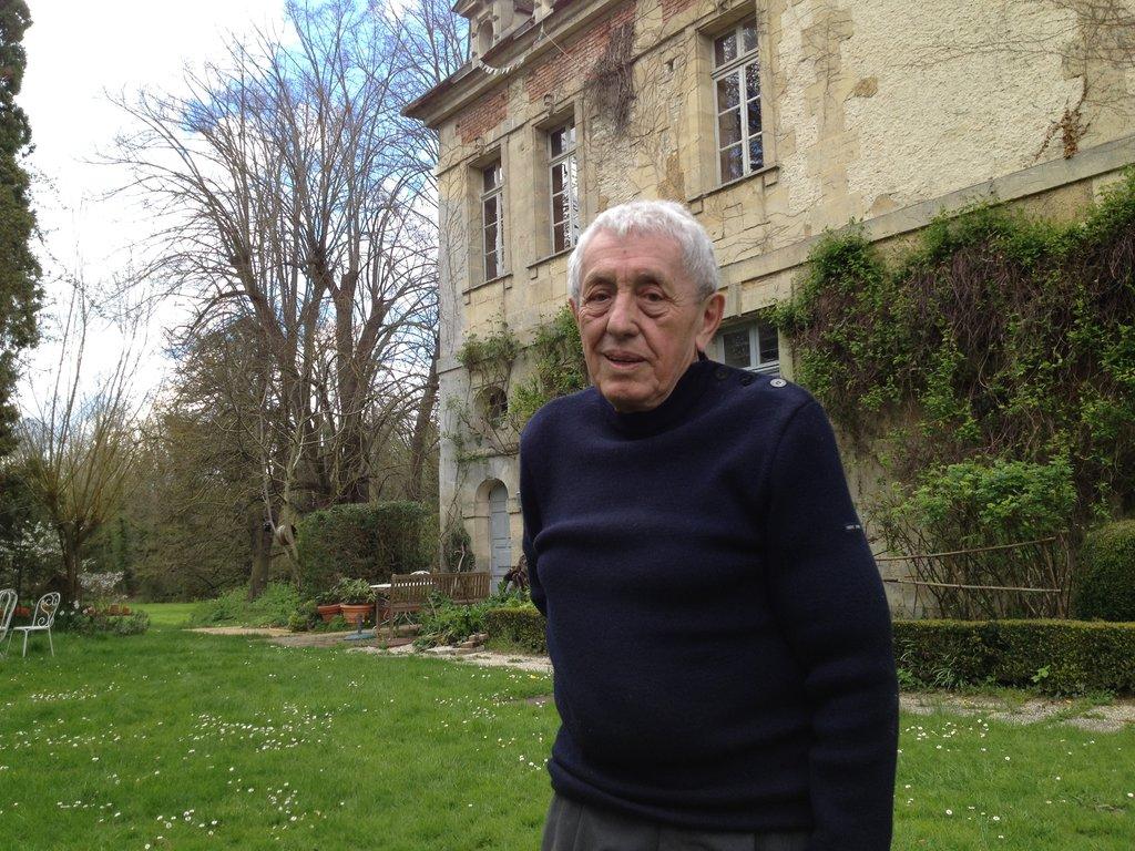 Jean-Paul Ribes, journaliste et écrivain français.