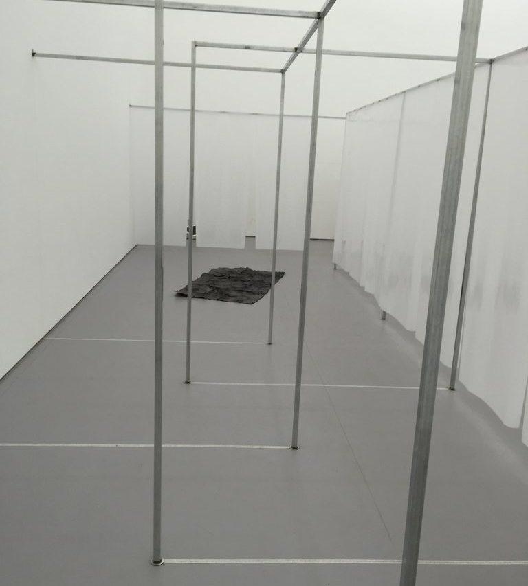 Aperçu de l'intérieur du labyrinthe de Yang Jian.