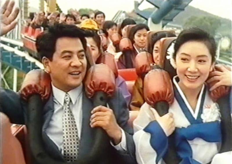 """Extrait du film nord-coréen """"Our Fragrance"""", de Jon Jong-pal en 2004."""