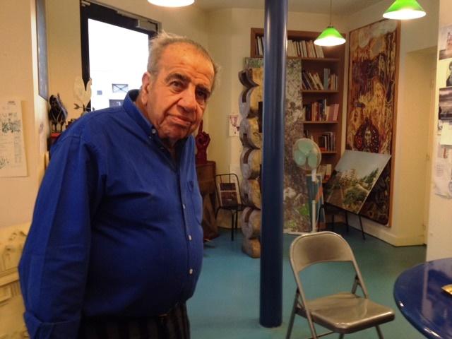 L'architecte Roland Castro.
