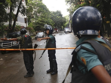 Les forces d'élites de la police bangladaise ont publié cette nuit la liste de plus de 260 personnes disparues et soupçonnées avoir rejoint Daech. Copie d'écran du Firstpost, le 20 juillet 2016.
