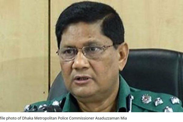 Le chef de police de Dacca réaffirme la politique de non tolérance du terrorisme, les arrestations d'individus suspectés d'être des terroristes se poursuivent donc. Copie d'écran du Daily Star, le 27 juillet 2016.