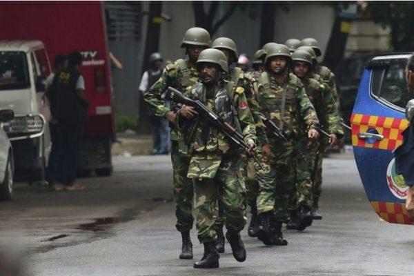 9 islamistes radicaux ont été tué et un arrêté lors d'un raid ayant eu lieu le 26 juillet près de la capitale. Copie d'écran de Pakistan Today, le 26 juillet 2016.