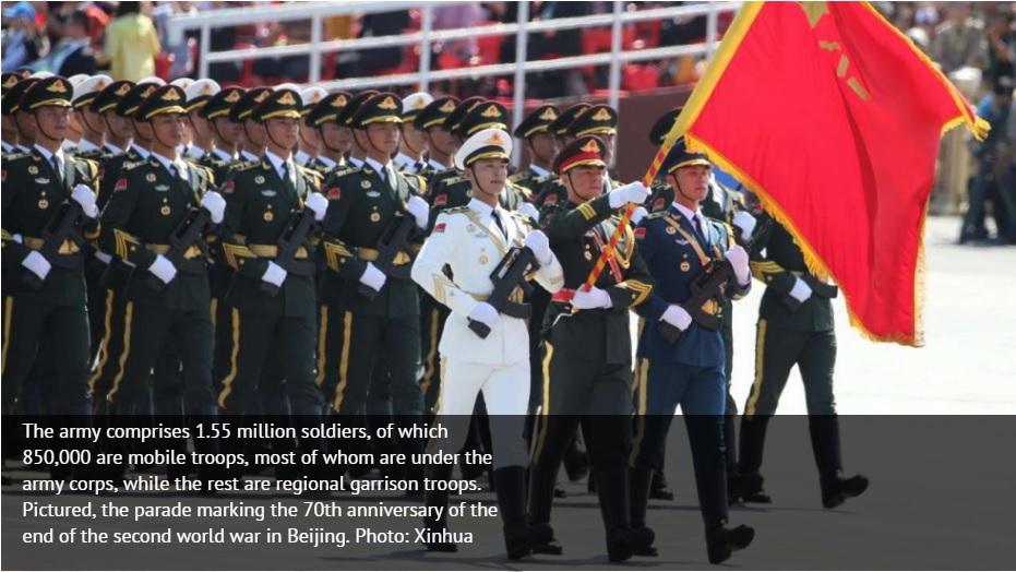 Copie d'écran du South China Morning Post, le 24 août 2016.