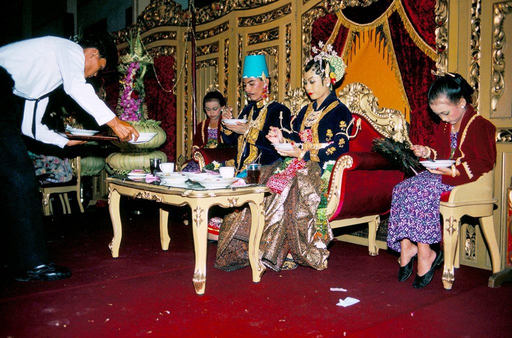 Photo d'un Mariage traditionnel à Yogyakarta