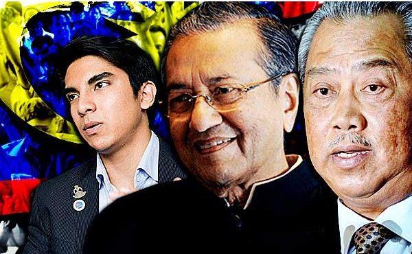 Le nouveau parti fondé par Mahathir, l'ancien Premier ministre malaisien, a officiellement été créé. Copie d'écran de Free Malaysia Today, le 9 août 2016.