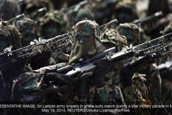 Une loi a été approuvée par le Parlement pour retrouver 65 000 disparus de la guerre civile au Sri Lanka. Copie d'écran de Channel News Asia, le 12 août 2016.