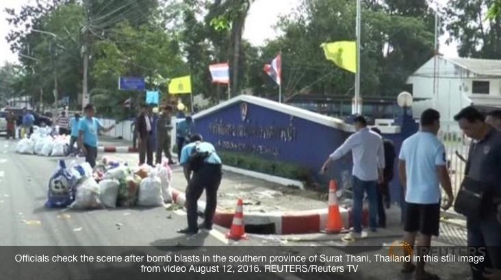 Copie d'écran de Channel News Asia, le 22 août 2016.
