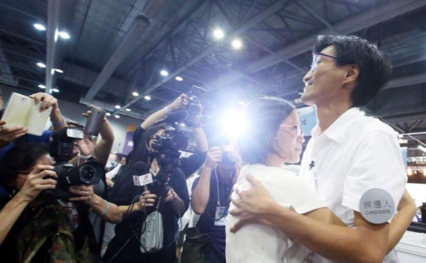 Les démocrates hongkongais devraient garder leur droit de veto au Conseil législatif hongkongais mais se retrouvent divisés avec la percée des indépendantistes. Copie d'écran du South China Morning Post, le 5 septembre 2016.