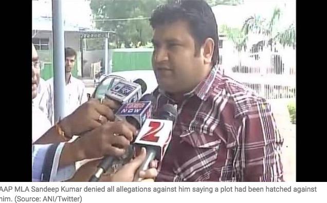 Inde  Sandeep Kumar Estime Avoir T Vinc Pour Ses Origines Dalit - Asialyst-7245