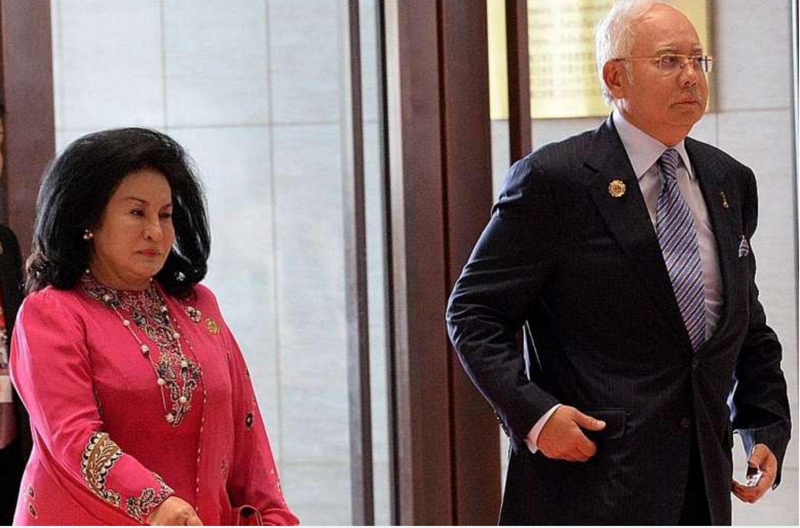 Le Premier ministre malaisien est mis en cause dans deux dossiers : l'affaire Xavier Justo et le financement d'une organisation gouvernementale, Permata, dirigée par sa femme. Copie d'écran du Straits Times, le 21 septembre 2016.