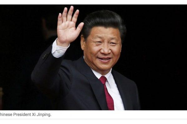 Le président Xi Jinping annule sa visite au Népal et met Katmandou dans l'embarras à l'approche d'une visite du premier ministre Prachanda en Inde. Copie d'écran de l'Indian Express, le 7 septembre 2016