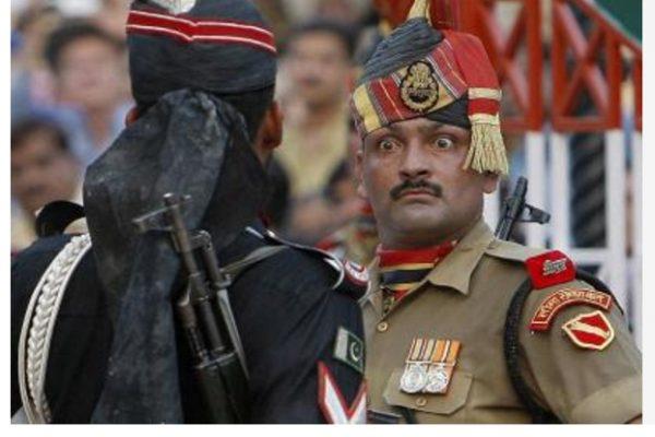 Les diplomates pakistanais estiment qu'une guerre contre l'Inde serait plus préjudiciable à NEw Delhi qu'à Islamabad. Copie d'écran du Times of India, le 26 septembre 2016.