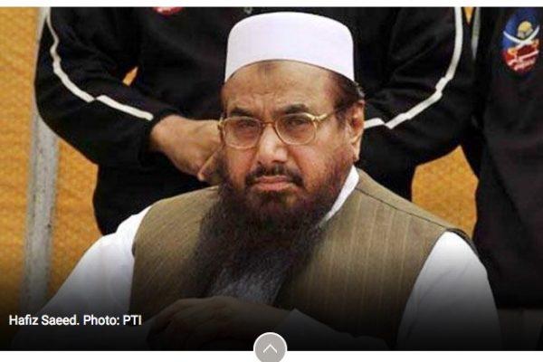 """""""Anti-musulman"""" Voilà comment Hafiz Saeed, fondateur du groupe djihadiste Lashkar-e-Taliba perçoit l'accord entre l'Inde et la Chine contre le corridor économique sino-pakistanais. Copie d'écran de India Today, le 8 septembre 2016"""