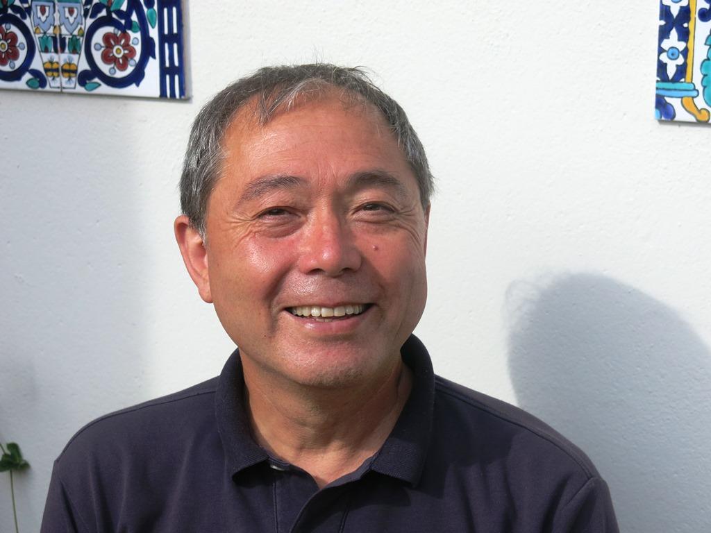 L'écrivain-journaliste et sinologue Alain Wang.