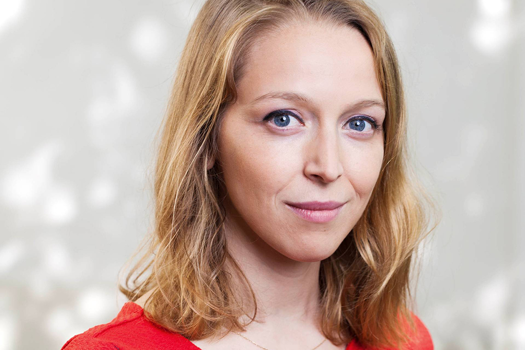 La journaliste Anaïs Llobet