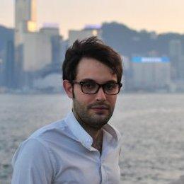 Thomas Guillemaud, co-fondateur d'IT Consultis à Shanghai.