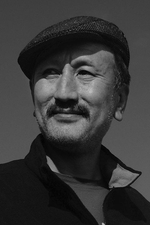 Autoportrait du photographe Ma Kang.