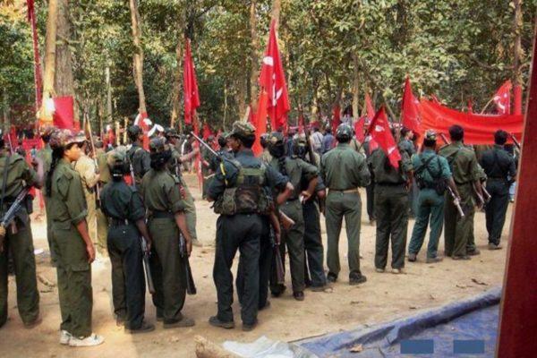 Un groupe de 30 à 40 Maoïstes s'étaient réunis dans une zone à cheval entre les régions de l'Andhra Pradesh et de l'Odisha où ils ont été pris en embuscade par la police indienne. Copie d'écran d'Hindustani Times, le 24 octobre 2016