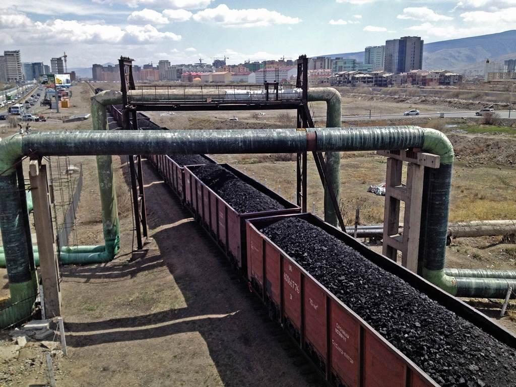 Le charbon, principale source énergétique du pays, a hissé Oulan-Bator au rang des villes les plus polluées.