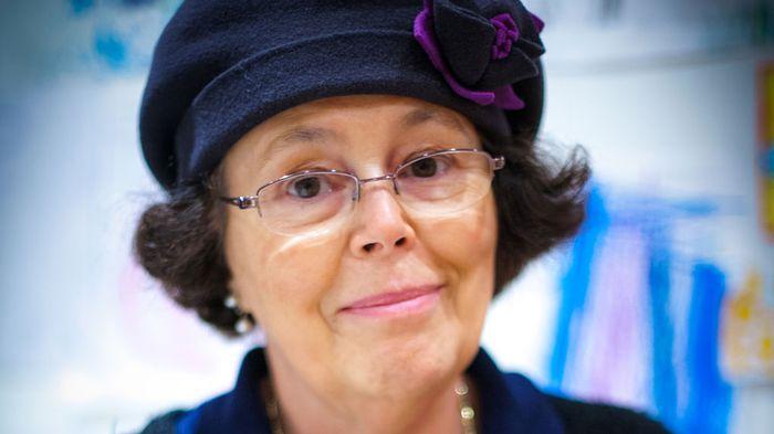 La sinologue Marie Holzman.