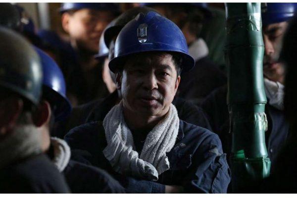 """Le """"coût humain"""" de l'exploitation du charbon est important en Chine."""