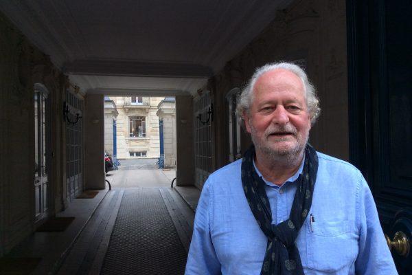 Michel Noll, directeur artistique du festival Les Ecrans de Chine