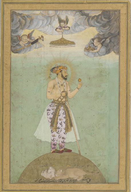 L'empereur indien Shah Jahan. (Source : Wikimedia Commons)