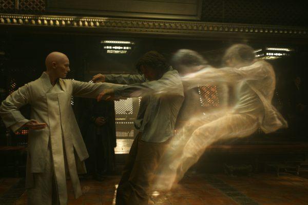 L'Ancien dans le dernier né des films Marvel. (Crédit : Marvel).