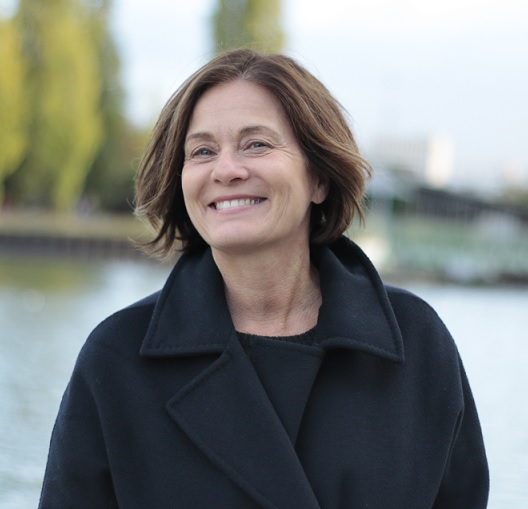 La journaliste Pascale Nivelle. (Crédits : DR / Source : Librairie Le Phénix)
