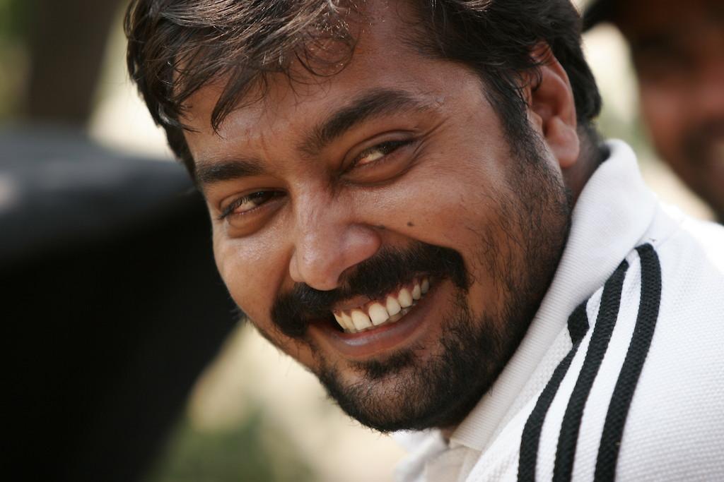 Le réalisateur indien Anurag Kashyap. (Crédit : DR)