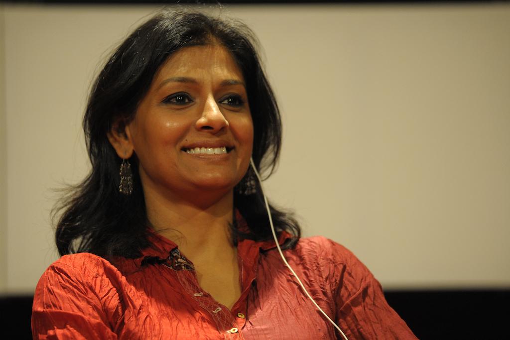 L'actrice et réalisatrice indienne Nandita Das. (Copyright : Nathalie Prébende)