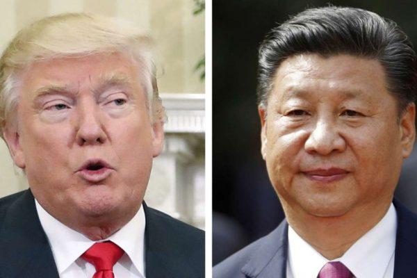 Donald Trump a laissé son administration, sa fille et sa petite-fille, se charger d'envoyer des voeux pour la nouvelle année chinoise au président Xi Jinping et à la communauté asiatique des Etats-Unis. Copie d'écran du South China Morning Post, le 3 février 2017.