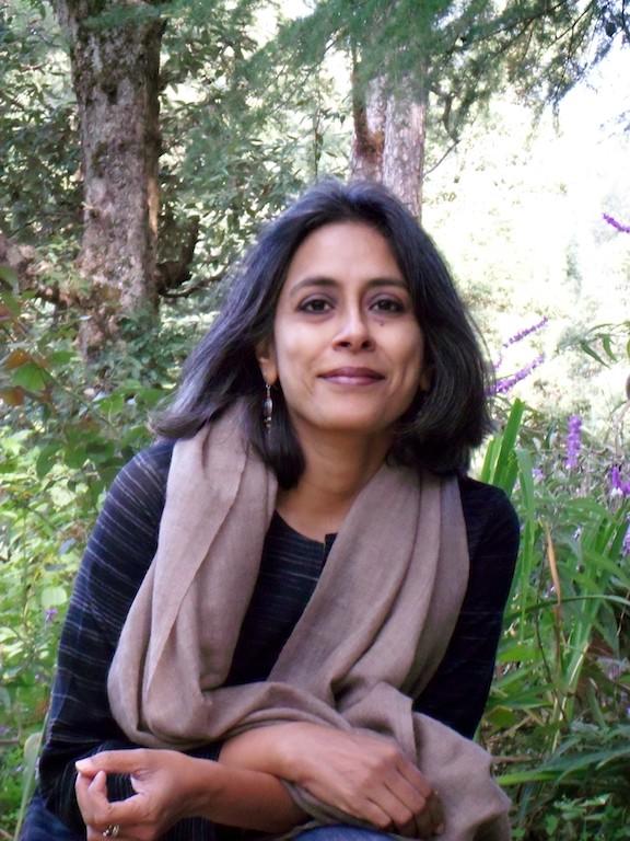L'écrivaine indienne Anuradha Roy. (Crédit : DR)