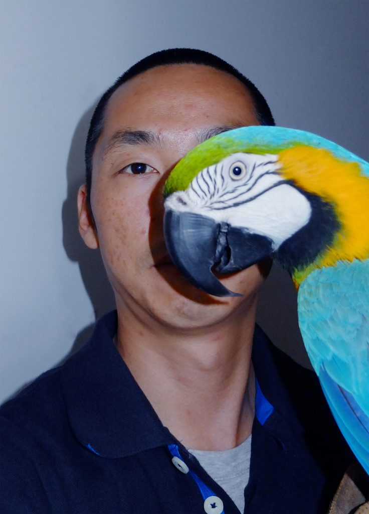 Le photographe chinois Fengli. (Copyright : Fengli)
