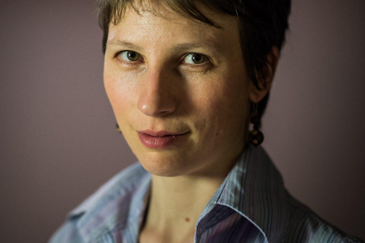La journaliste et auteur-réalisatrice Marie Linton. (Crédits : DR)