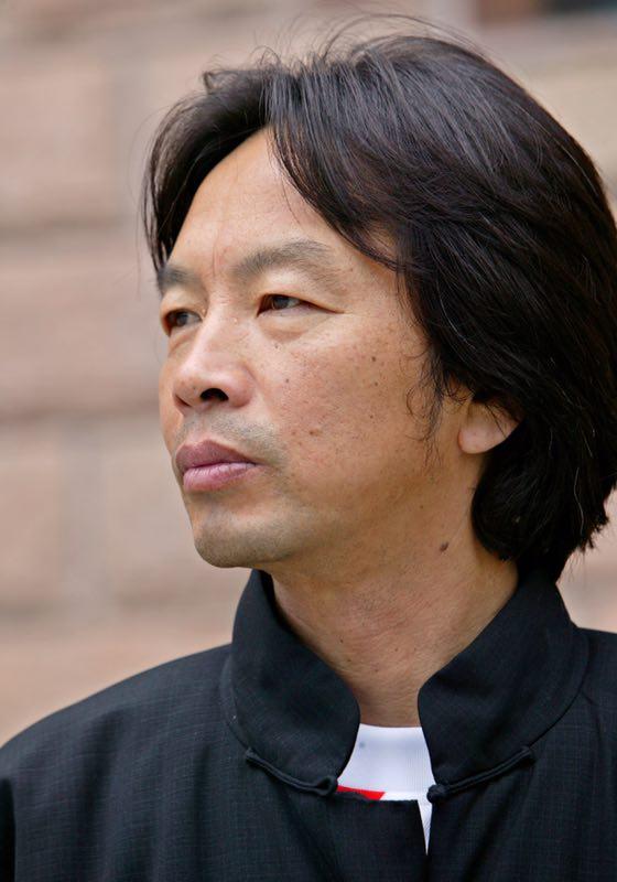 L'écrivain chinois Liu Zhenyun. (Crédits : DR)