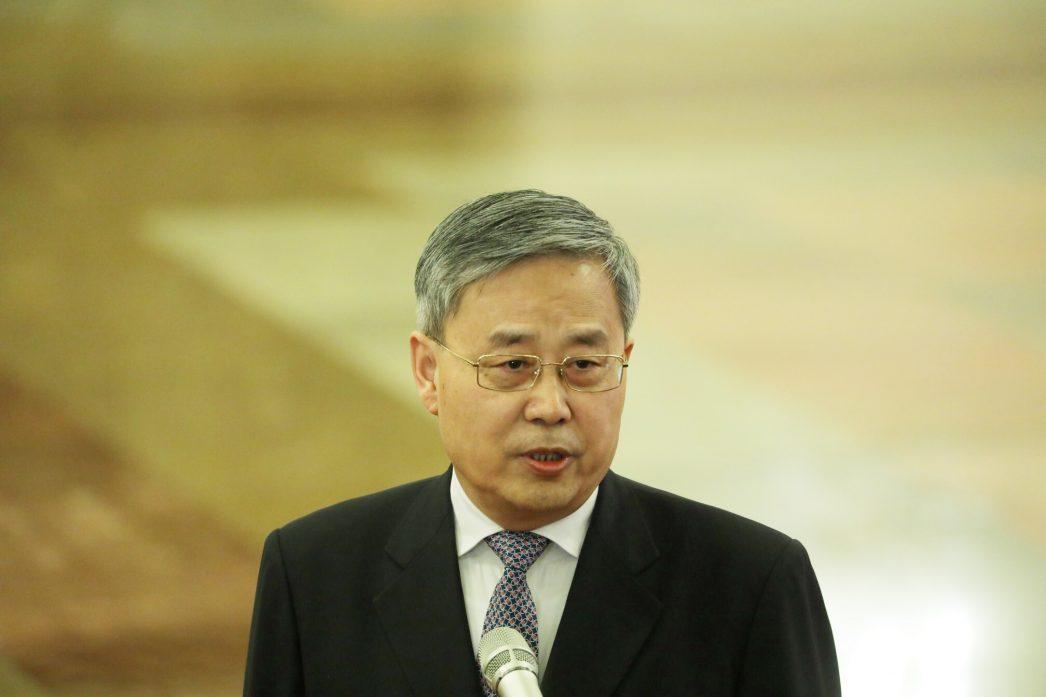 Guo Shuqing, le nouveau directeur de l'autorité de supervision et de régulation.