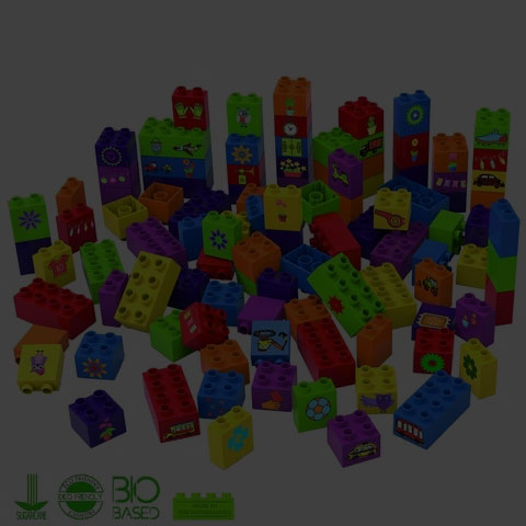 Chine : BanBao, rival de Lego, va commercialiser des jouets bio Image