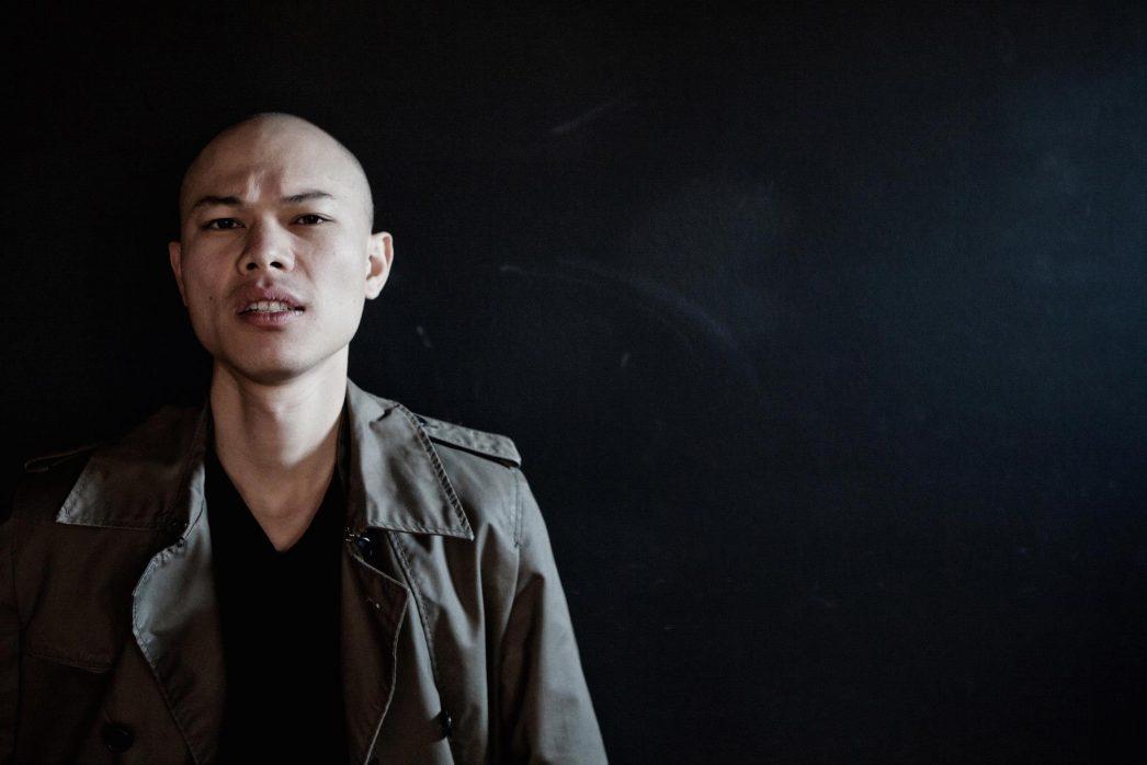 L'artiste Jean-Baptiste Phou