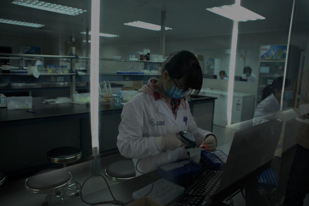 Chine : levées de fonds records pour le marché du génome digital Image