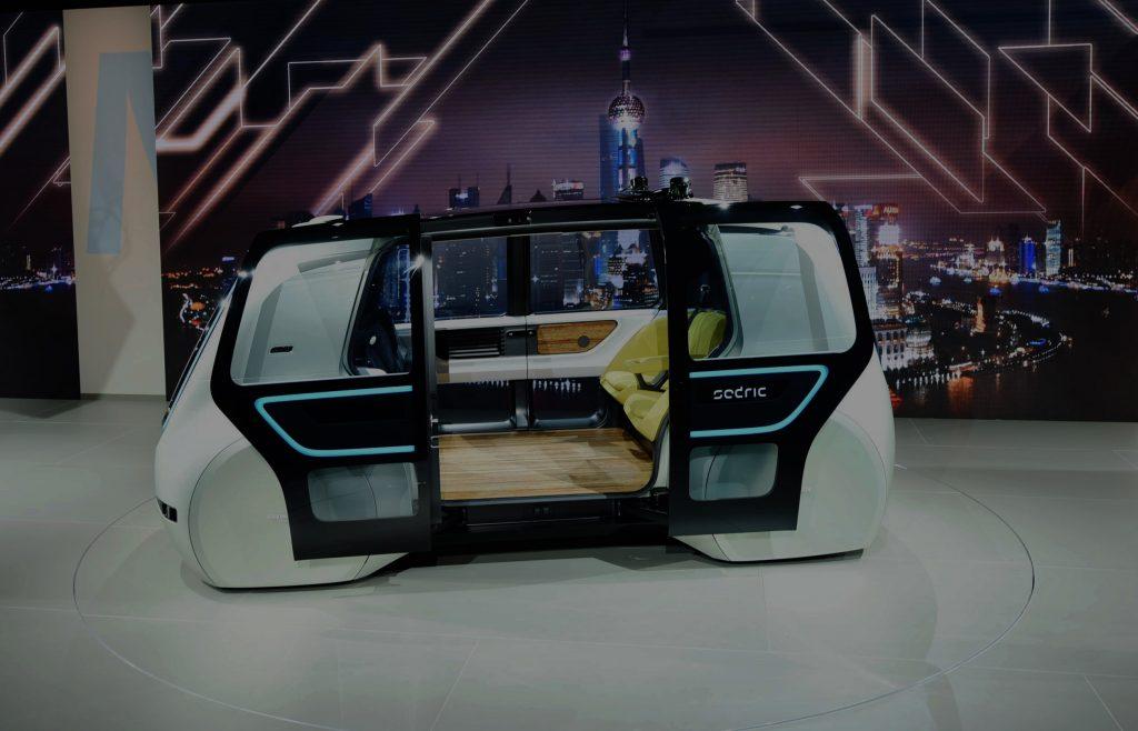 Chine : Volkswagen se lance dans l'intelligence artificielle des voitures avec le Chinois Mobvoi Image