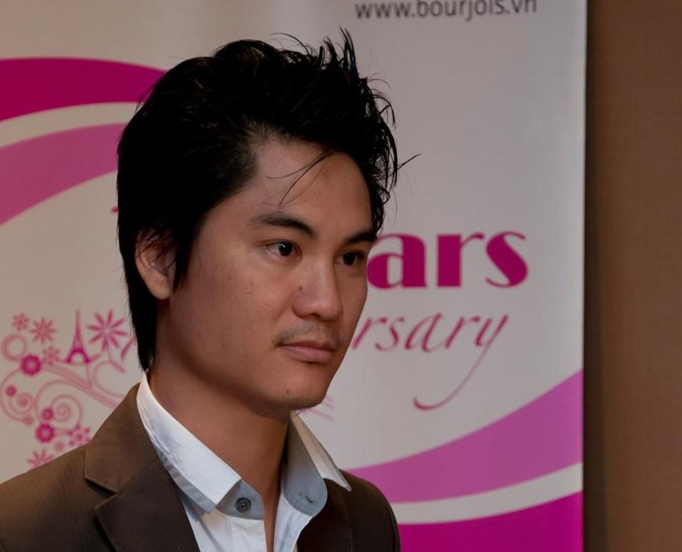 Rong Trinh, candidat UPR à la 11ème circonscription des Français de l'étranger. (Crédits : DR)