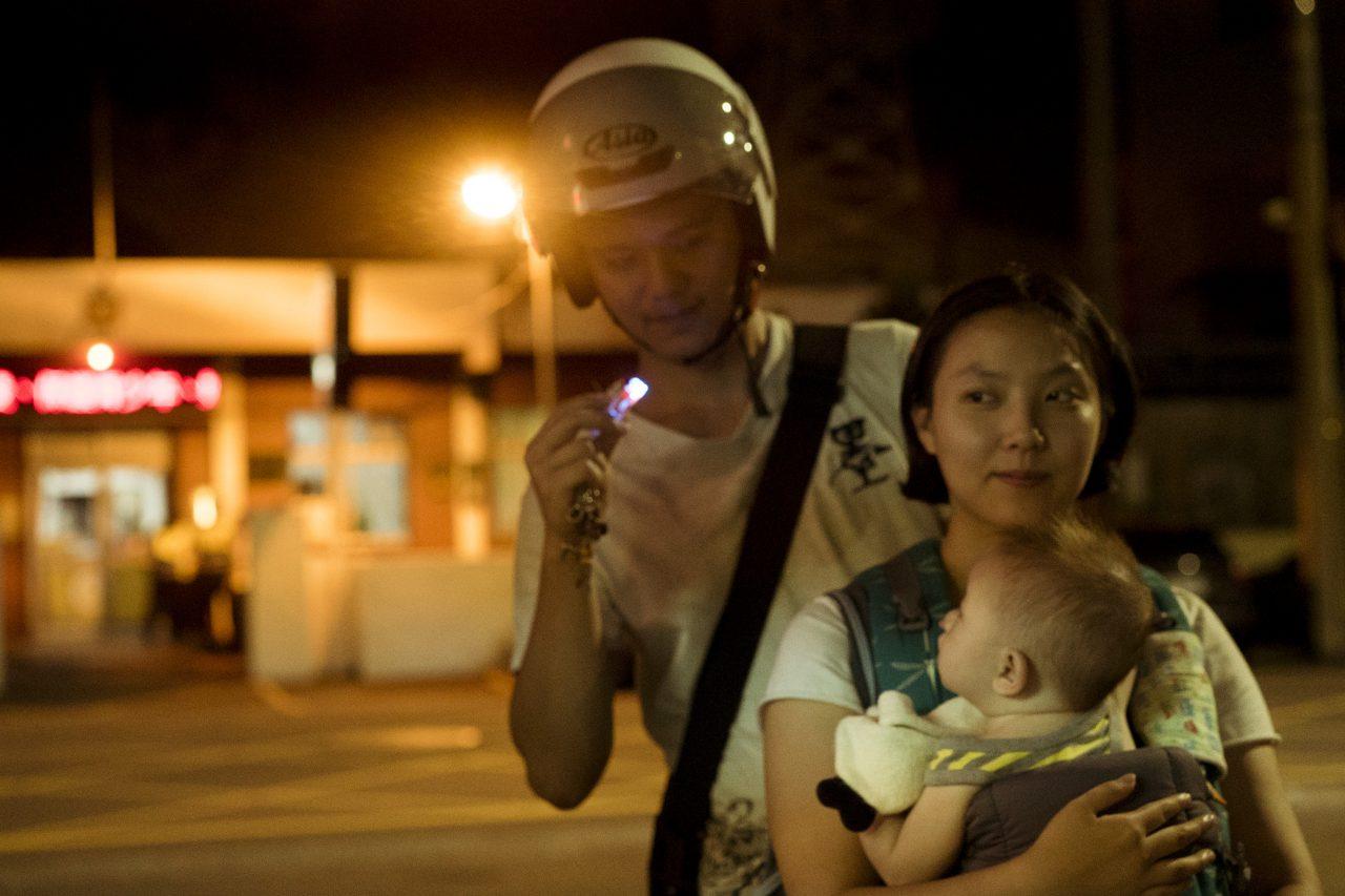 """Extrait du court-métrage """"Babes' not alone"""" réalisé par Yi-shan Lee Jovi. (Copyright : Yi-shan Lee Jovi)"""