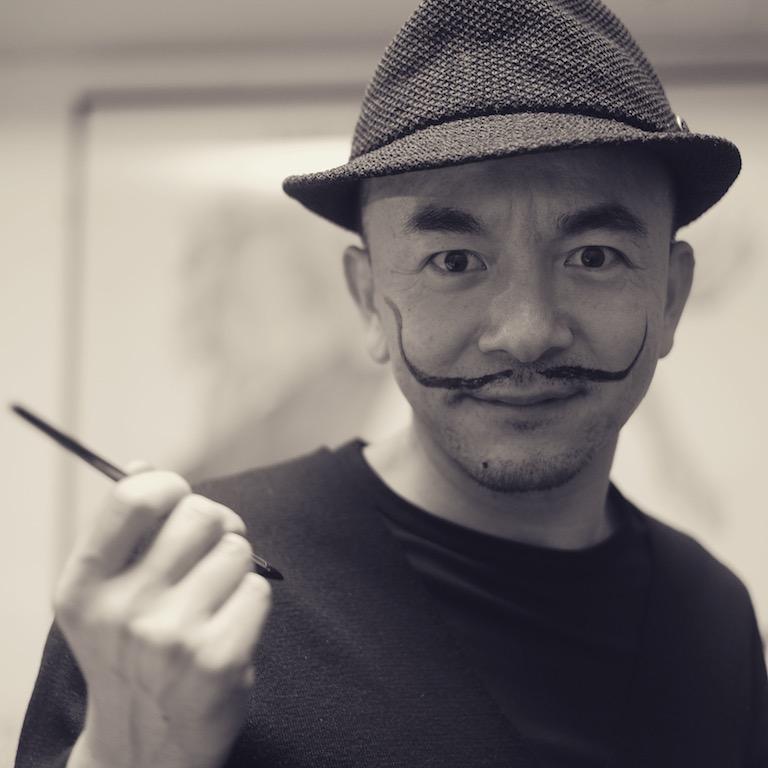Le tatoueur chinois Wu Junyong. (Copyright : Wu Junyong)