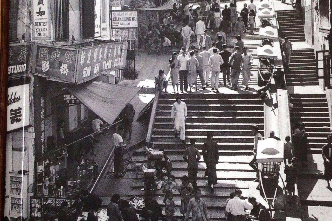 """Couverture du roman de Martin Booth paru chez Gope Editions """"Gweilo, Récit d'une enfance hongkongaise (1952-1955)""""."""