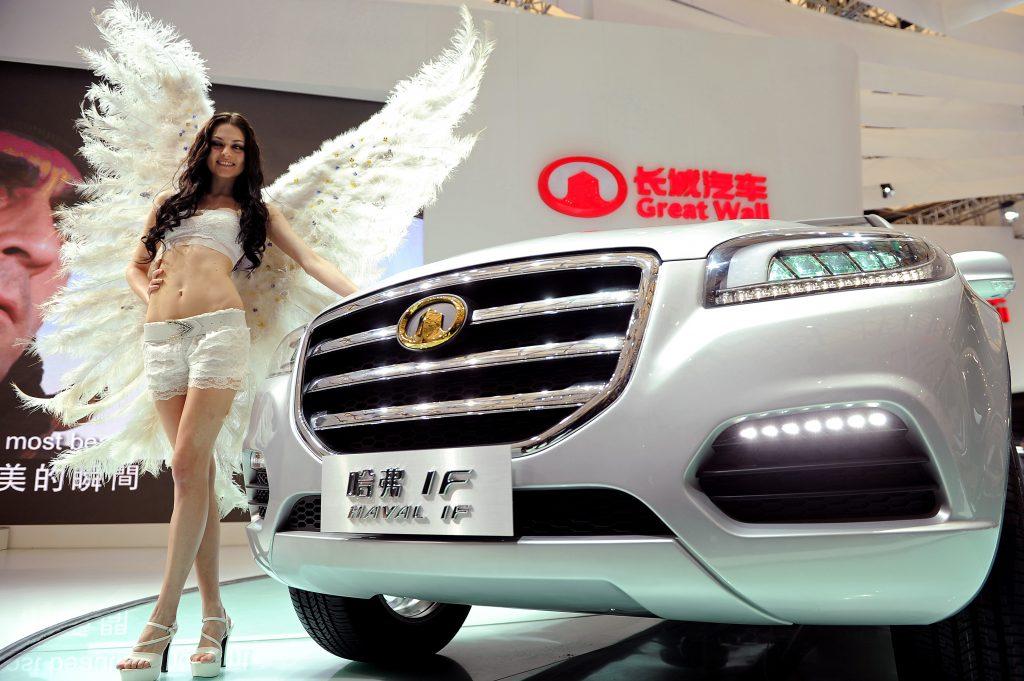 Le constructeur automobile chinois Great Wall a annoncé lundi 21 août 2017 son intention d'acheter la marque américaine Jeep à Fiat Chrysler. (Crédits : AFP PHOTO / PHILIPPE LOPEZ)