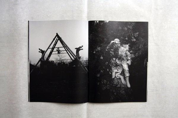 """Extrait de du livre """"Obsessed"""" de Sun Yanchu, éditions """"Jiazazhi"""". (Crédit : Jiazazhi)"""