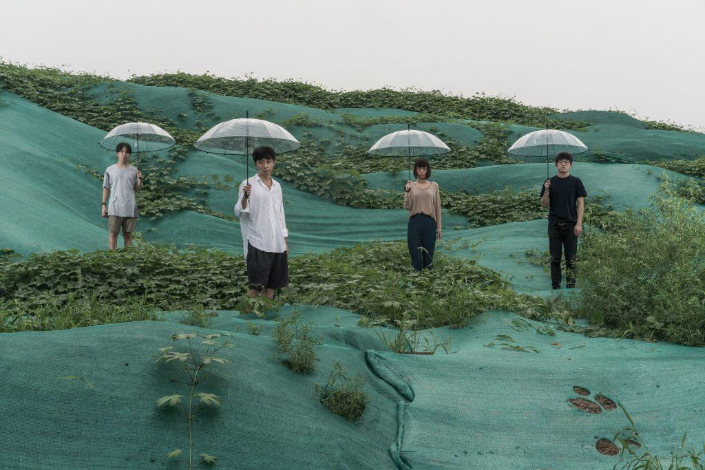 Chui Wan, groupe chinois de musique expérimental et psychédélique basé à Pékin. (Crédits : Sim Chi Yin / VII Photo Agency)
