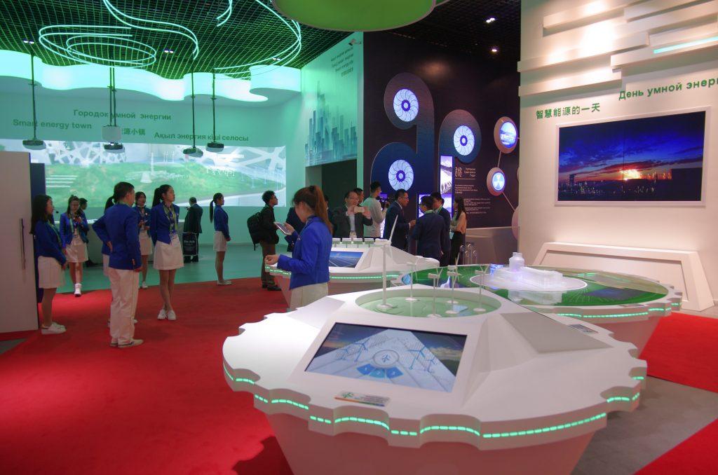 Le Kazakhstan, leader des innovations vertes en Asie Centrale Image